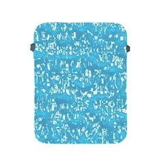 Glossy Abstract Ocean Apple iPad 2/3/4 Protective Soft Cases