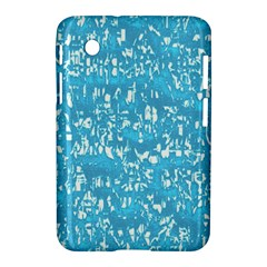 Glossy Abstract Ocean Samsung Galaxy Tab 2 (7 ) P3100 Hardshell Case