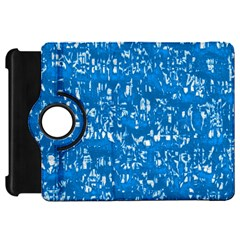 Glossy Abstract Teal Kindle Fire HD 7