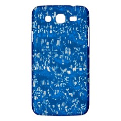 Glossy Abstract Teal Samsung Galaxy Mega 5.8 I9152 Hardshell Case