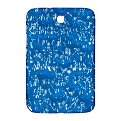 Glossy Abstract Teal Samsung Galaxy Note 8.0 N5100 Hardshell Case