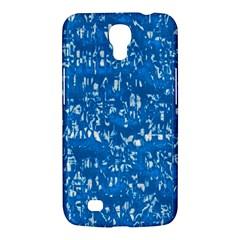 Glossy Abstract Teal Samsung Galaxy Mega 6.3  I9200 Hardshell Case