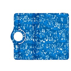 Glossy Abstract Teal Kindle Fire HDX 8.9  Flip 360 Case