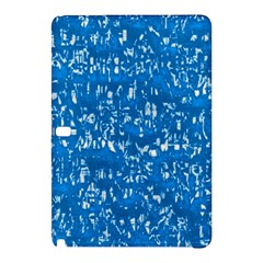 Glossy Abstract Teal Samsung Galaxy Tab Pro 12.2 Hardshell Case