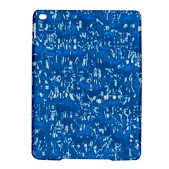 Glossy Abstract Teal iPad Air 2 Hardshell Cases