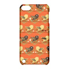 Birds Pattern Apple iPod Touch 5 Hardshell Case with Stand