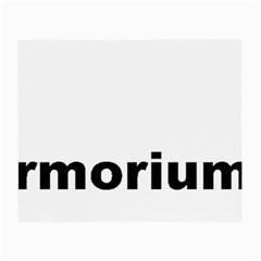 Livermorium 116 Small Glasses Cloth (2-Side)