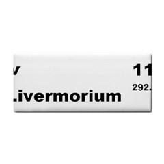 Livermorium 116 Cosmetic Storage Cases