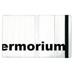 Livermorium 116 Apple iPad 2 Flip Case