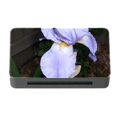 Bearded Iris Memory Card Reader with CF