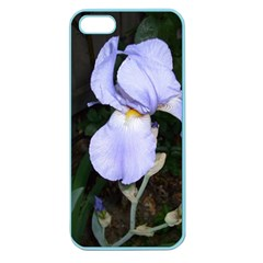 Bearded Iris Apple Seamless iPhone 5 Case (Color)