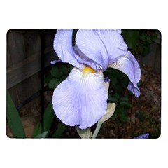 Bearded Iris Samsung Galaxy Tab 10.1  P7500 Flip Case