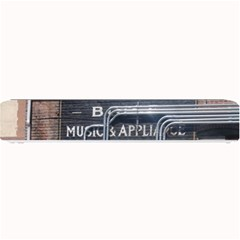 Boise Music And Appliance Radio Repair Painted Sign Small Bar Mats