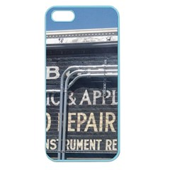 Boise Music And Appliance Radio Repair Painted Sign Apple Seamless iPhone 5 Case (Color)