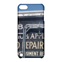 Boise Music And Appliance Radio Repair Painted Sign Apple iPod Touch 5 Hardshell Case with Stand