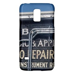 Boise Music And Appliance Radio Repair Painted Sign Galaxy S5 Mini