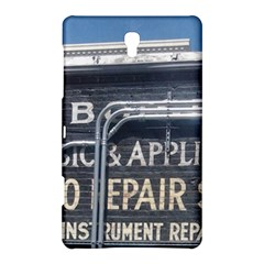 Boise Music And Appliance Radio Repair Painted Sign Samsung Galaxy Tab S (8.4 ) Hardshell Case