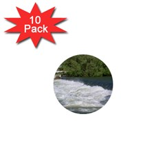 Boise River At Flood Stage 1  Mini Buttons (10 pack)