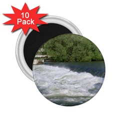 Boise River At Flood Stage 2.25  Magnets (10 pack)