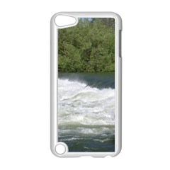 Boise River At Flood Stage Apple iPod Touch 5 Case (White)