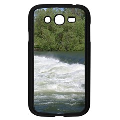 Boise River At Flood Stage Samsung Galaxy Grand DUOS I9082 Case (Black)