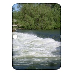 Boise River At Flood Stage Samsung Galaxy Tab 3 (10.1 ) P5200 Hardshell Case