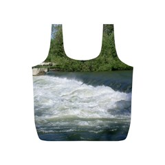 Boise River At Flood Stage Full Print Recycle Bags (S)