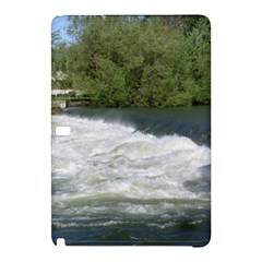Boise River At Flood Stage Samsung Galaxy Tab Pro 12 2 Hardshell Case