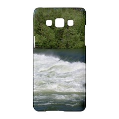 Boise River At Flood Stage Samsung Galaxy A5 Hardshell Case