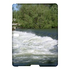 Boise River At Flood Stage Samsung Galaxy Tab S (10.5 ) Hardshell Case