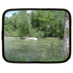 Boise River Gone Wild 2017 Netbook Case (XXL)