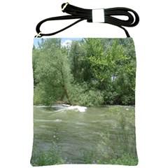 Boise River Gone Wild 2017 Shoulder Sling Bags