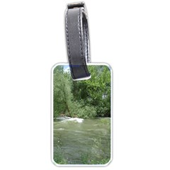 Boise River Gone Wild 2017 Luggage Tags (Two Sides)