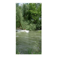 Boise River Gone Wild 2017 Shower Curtain 36  x 72  (Stall)