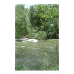 Boise River Gone Wild 2017 Shower Curtain 48  x 72  (Small)
