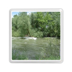 Boise River Gone Wild 2017 Memory Card Reader (Square)