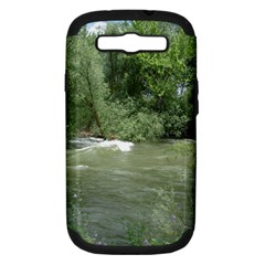 Boise River Gone Wild 2017 Samsung Galaxy S Iii Hardshell Case (pc+silicone)