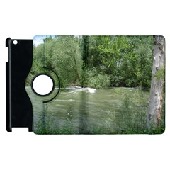 Boise River Gone Wild 2017 Apple iPad 2 Flip 360 Case