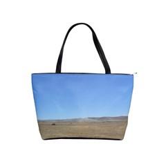 Bruneo Sand Dunes Shoulder Handbags