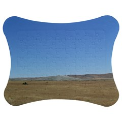Bruneo Sand Dunes Jigsaw Puzzle Photo Stand (Bow)