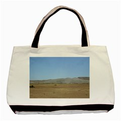 Bruneuo Sand Dunes 2 Basic Tote Bag (Two Sides)