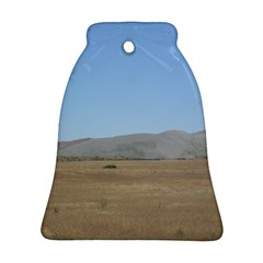 Bruneuo Sand Dunes 2 Bell Ornament (two Sides)