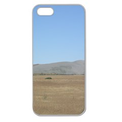 Bruneuo Sand Dunes 2 Apple Seamless iPhone 5 Case (Clear)