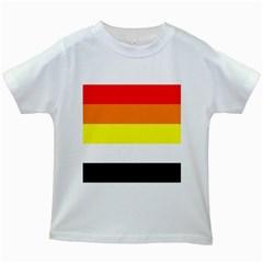 Akoisexual Kids White T-Shirts