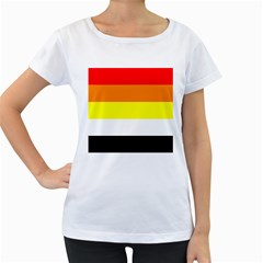 Akoisexual Women s Loose-Fit T-Shirt (White)