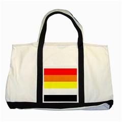 Akoisexual Two Tone Tote Bag