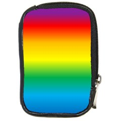 Rainbow Compact Camera Cases