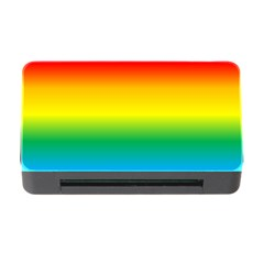 Rainbow Memory Card Reader with CF
