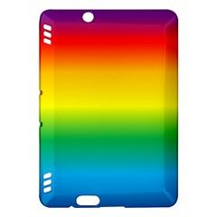 Rainbow Kindle Fire HDX Hardshell Case