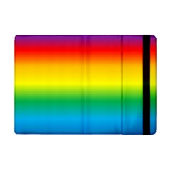 Rainbow iPad Mini 2 Flip Cases
